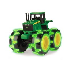 TOMY Lightning Wheels Tractor
