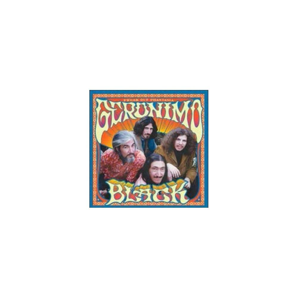 Geronimo Black - Freak Out Phantasia (Vinyl)