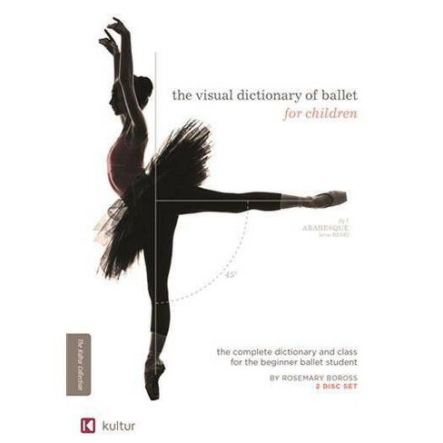The Visual Dictionary of Ballet for Children (DVD) - image 1 of 1