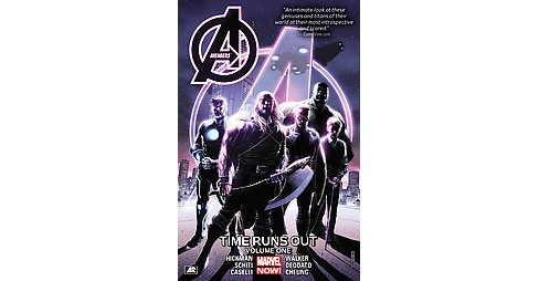 Avengers Time Runs Out 1 (Paperback) (Jonathan Hickman) - image 1 of 1