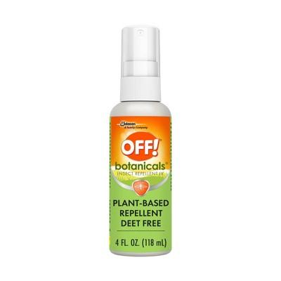 OFF! Botanicals 4oz Insect Repellent