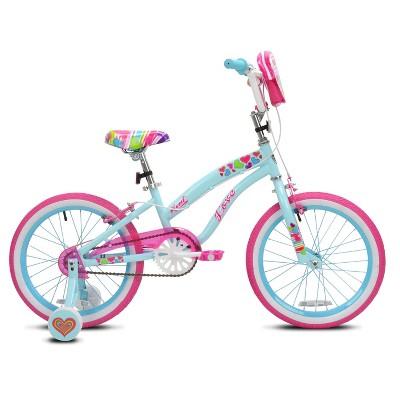 "Kent Love Sidewalk 18"" Kids' Bike - Teal Blue"