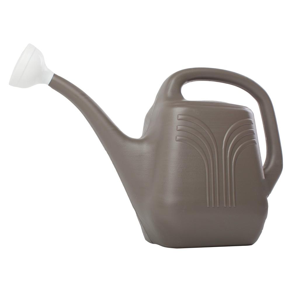 Image of 2 Gallon Watering Can - Peppercorn - Bloem