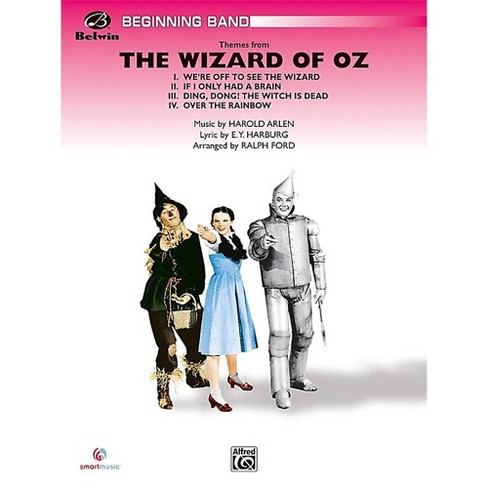 Alfred The Wizard of Oz Grade 1 (Very Easy) - image 1 of 1