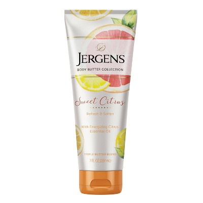 Body Lotions: Jergens Body Butter