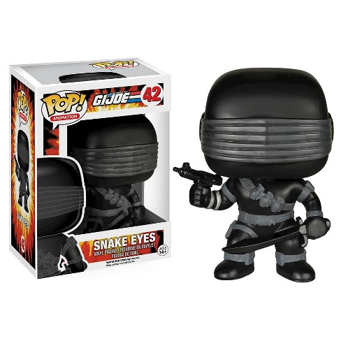 Funko POP! TV: G.I. Joe Snake Eyes - image 1 of 1