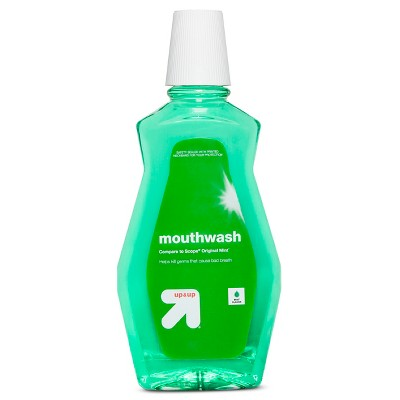 Mouthwash: up & up
