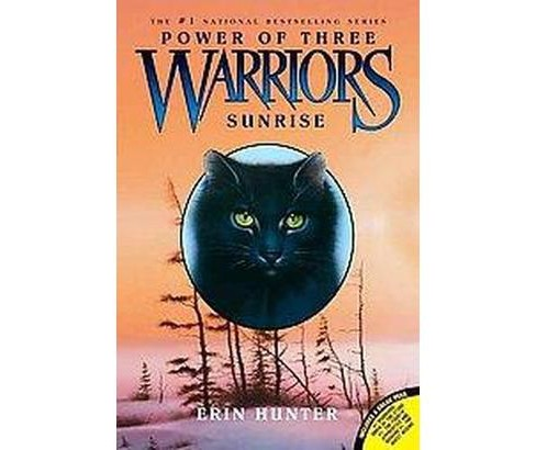 Sunrise ( Warriors: Power Of Three) (Reprint) (Paperback) - image 1 of 1