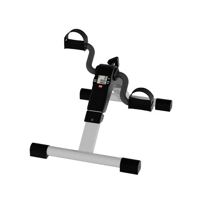 Leisure Sports Under Desk Pedal Bike - Portable Mini Exercise Bike