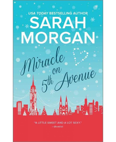 Miracle on 5th Avenue (Paperback) (Sarah Morgan) - image 1 of 1