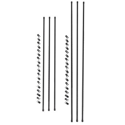 "Additional Poles for the Titan Wall Trellis, 45"" - GARDENER'S SUPPLY CO."