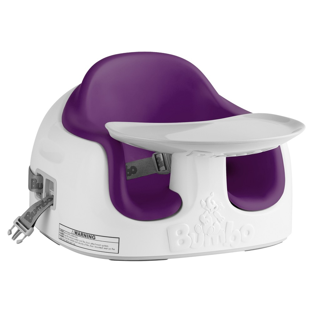 Bumbo Infant Positioning Seat - Plum (Purple)
