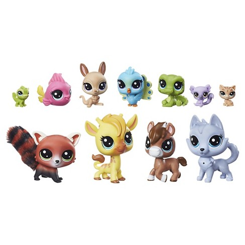 Littlest Pet Shop A Colorful Bunch - image 1 of 2