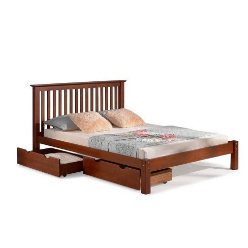 Barcelona Bed With Storage Drawers Bolton Furniture Target