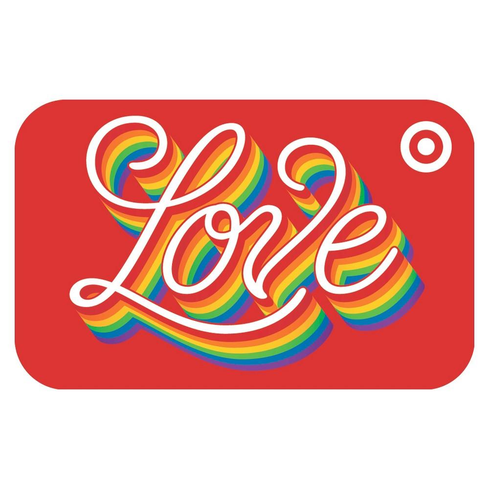 Lgbt Love Target Giftcard