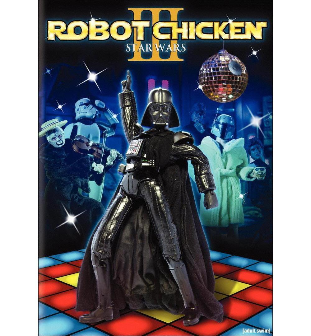 Robot Chicken: Star Wars Iii, Black