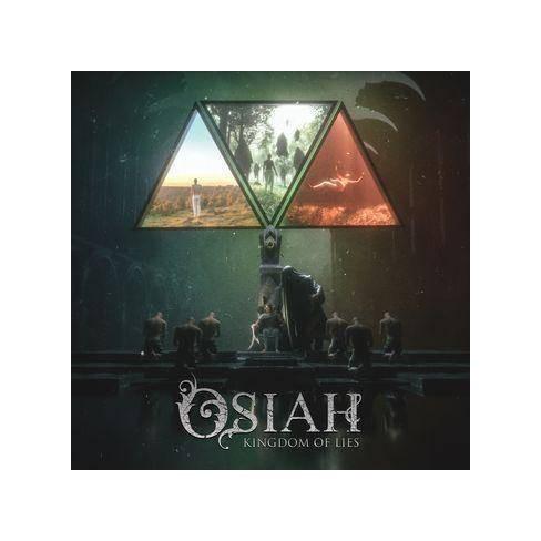 Osiah - Kingdom Of Lies (EXPLICIT LYRICS) (Vinyl) - image 1 of 1