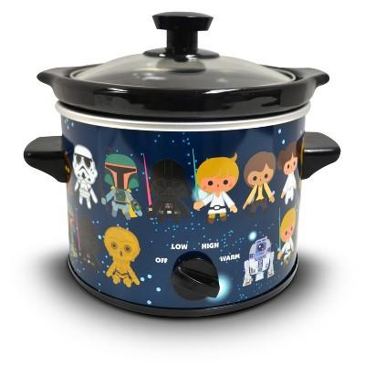 Uncanny Brands - Star Wars 2 Quart Slow Cooker