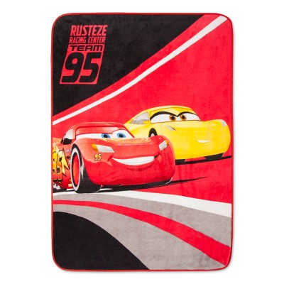 Cars® Red Throw Blanket (46 x60 )