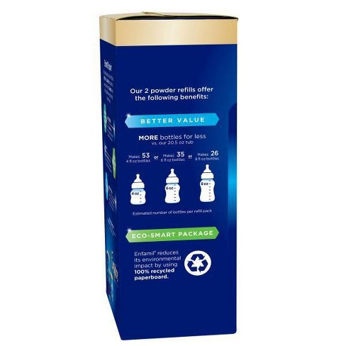Enfamil Enspire Infant Formula Powder Refill Box 30oz