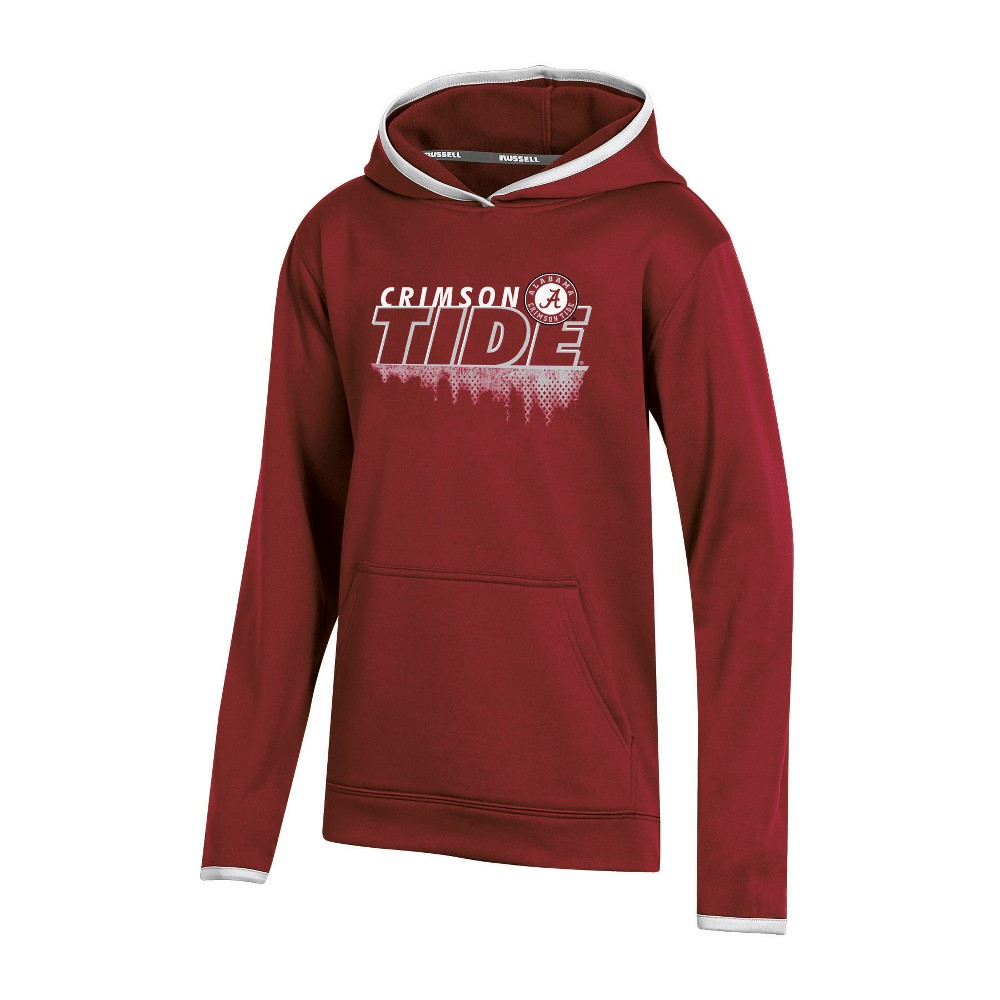 Alabama Crimson Tide Boys' Performance Hoodie - S, Multicolored