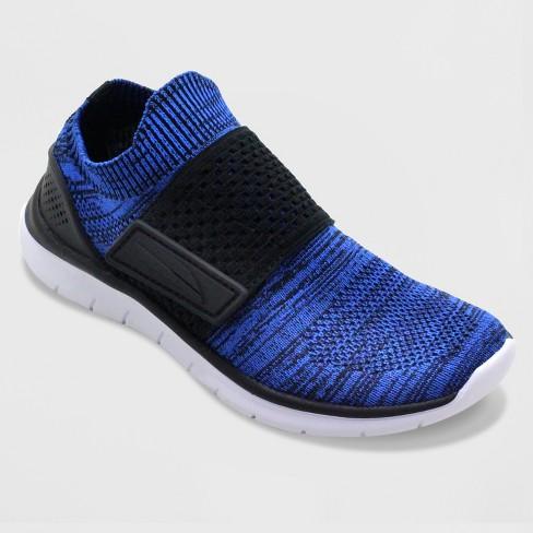 28653061e86 Boys  Endure SK Slip On Performance Athletic Shoes - C9 Champion® Blue    Target