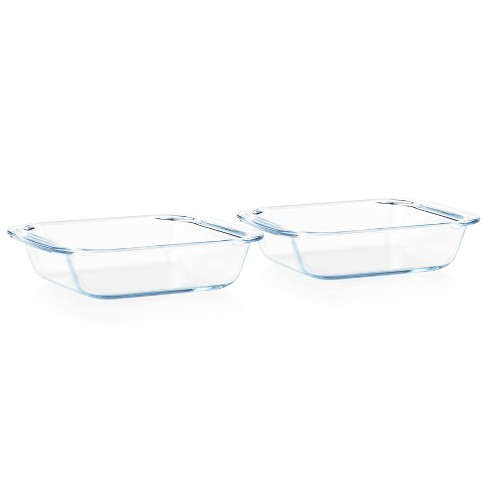 Pyrex Littles 2pc Glass Bakeware Value Pack - image 1 of 4