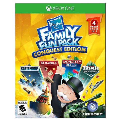 Hasbro Family Fun Pack Conquest Edition Xbox One - image 1 of 5