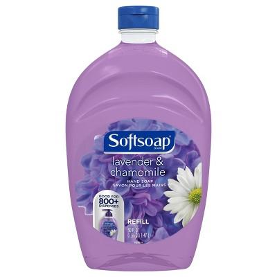 Softsoap Liquid Hand Soap Refill Lavender & Chamomile - 50 fl oz