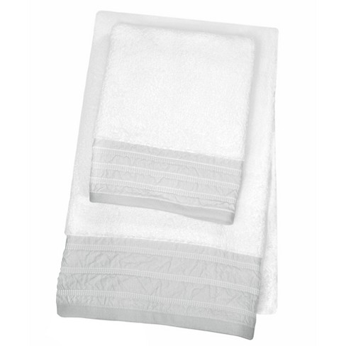 Decorative Border Luxury Bath Towels Fieldcrest Target