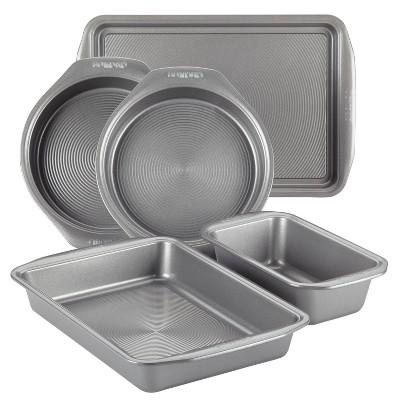 Circulon 5pc Nonstick Bakeware Set - Gray