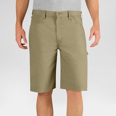 """Dickies Men's 11"""" Relaxed Fit Lightweight Duck Carpenter Shorts"""