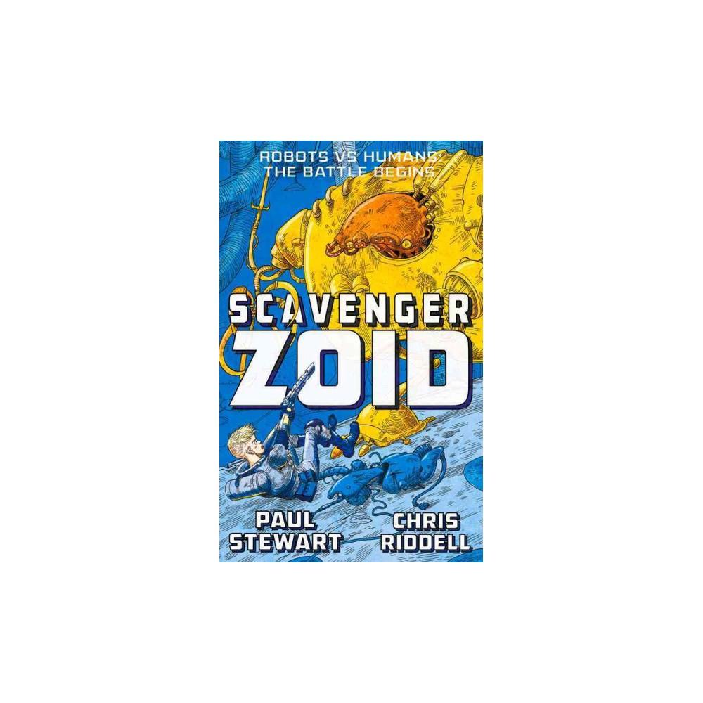 Zoid (Reprint) (Paperback) (Paul Stewart)