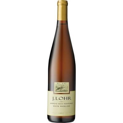 J Lohr Bay Mist Riesling White Wine - 750ml Bottle