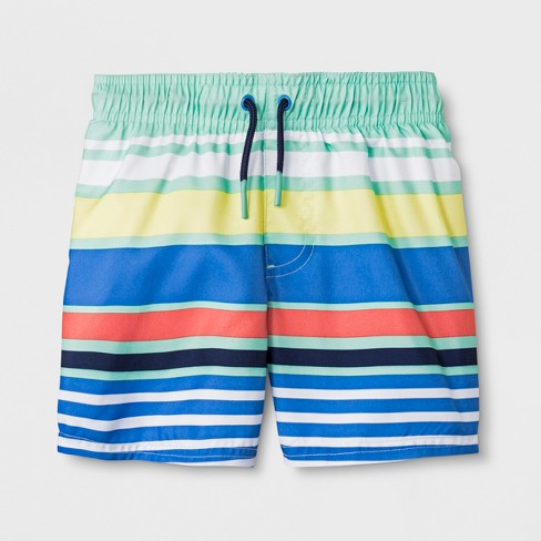 088acd94d85d6 Toddler Boys' Swim Trunks - Cat & Jack™ Blue : Target