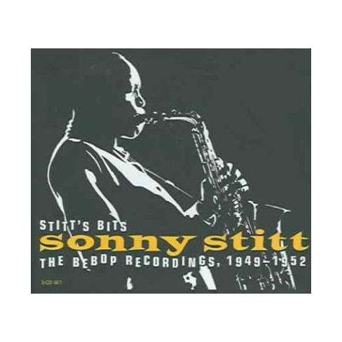 Sonny Stitt - Stitt's Bits - The BeBop Recordings, 1949-1952 (CD) - image 1 of 1
