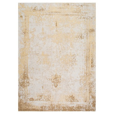 Brown Solid Woven Area Rug - (2'x3')- nuLOOM