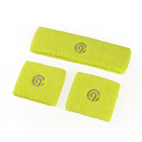 C9 Champion® Headband   Wristband - Neon Yellow   Target c623441bdec