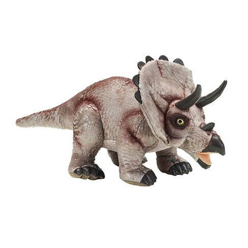 Lelly National Geographic Triceratops Plush Toy - image 1 of 1