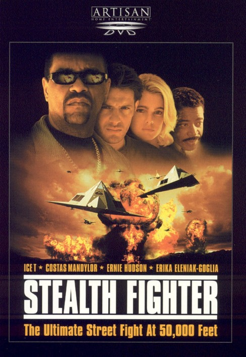 Stealth fighter (DVD) - image 1 of 1