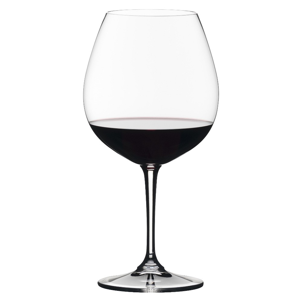 Image of Riedel Vivant 4pk Pinot Noir Glass Set 24.7oz, Clear