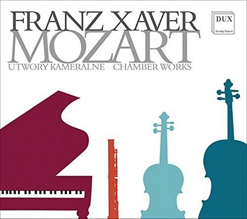 Various - Mozart:Chamber Works (CD) - image 1 of 1