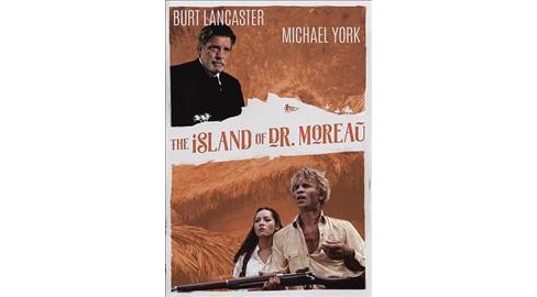 Island Of Dr. Moreau (DVD) - image 1 of 1