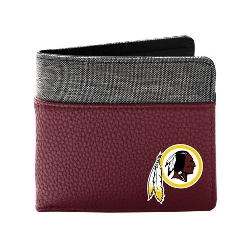 NFL Washington Redskins Pebble BiFold Wallet - image 1 of 2