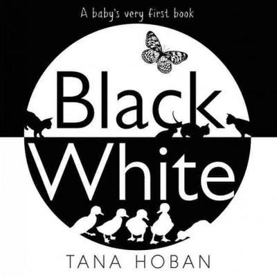Black White (Hardcover)(Tana Hoban)