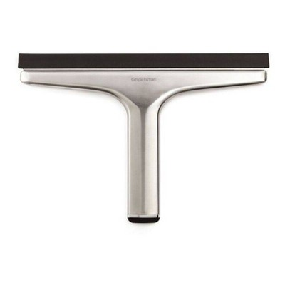 simplehuman Stainless Steel Squeegee Silver