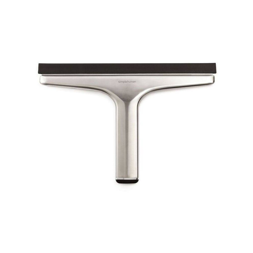 Image of Stainless Steel Squeegee Silver - simplehuman, White