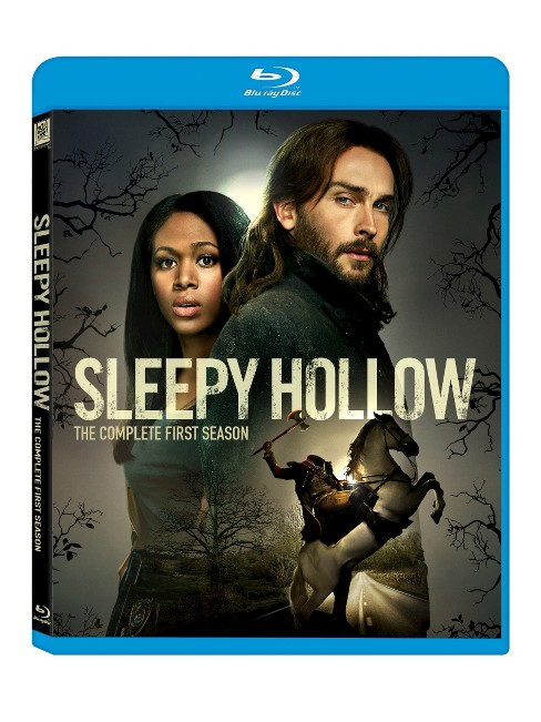Sleepy Hollow: The Complete First Season (3 Discs) (Blu-ray) - image 1 of 1
