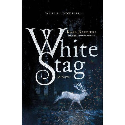 White Stag -  (Permafrost) by Kara Barbieri (Hardcover) - image 1 of 1