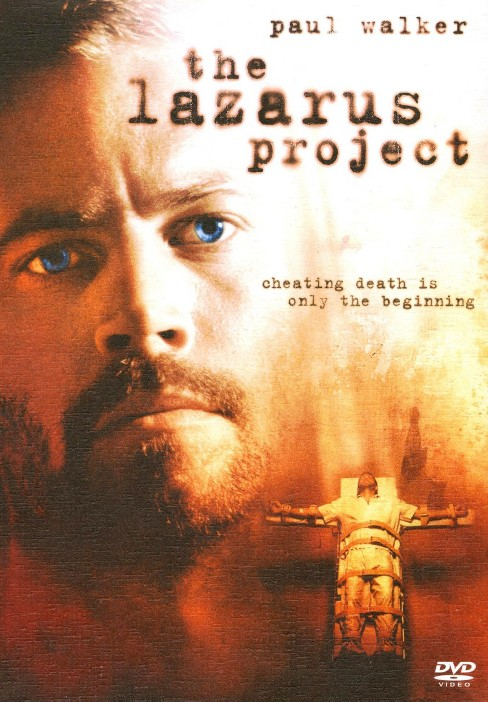 Lazarus project (DVD) - image 1 of 1